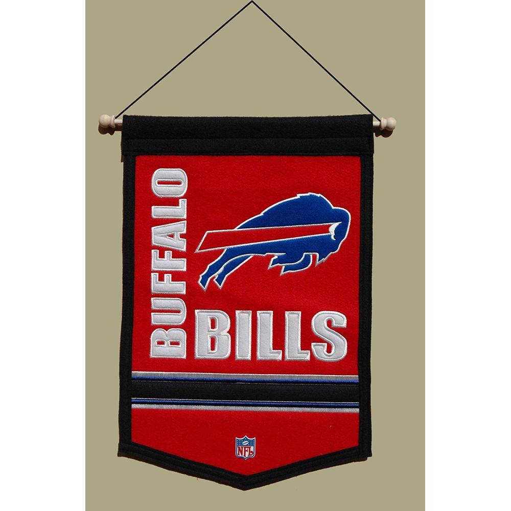 Buffalo Bills NFL Traditions Banner (12x18)