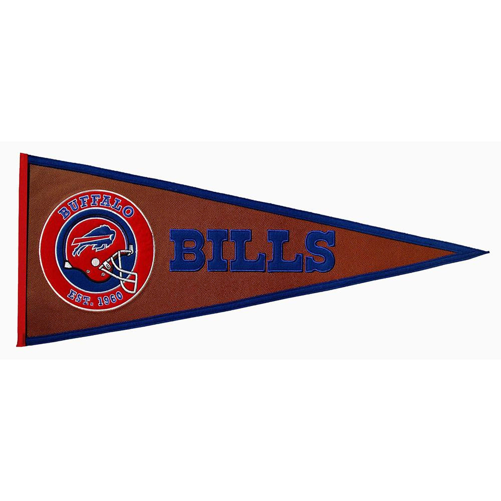 Buffalo Bills NFL Pigskin Traditions Pennant (13x32)