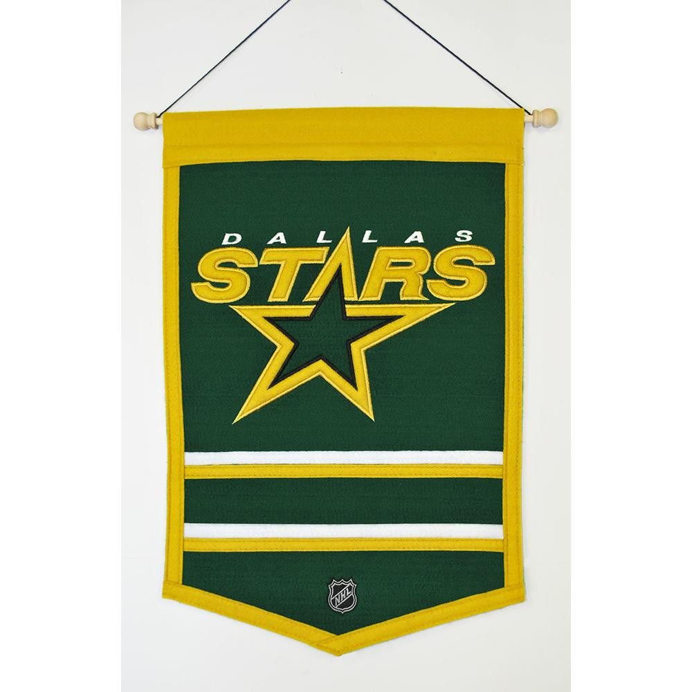 Dallas Stars NHL Traditions Banner (12x18)