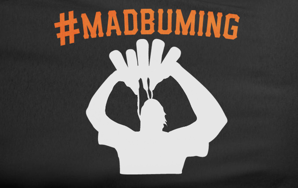Black MadBuming madison bumgarner baseball SF San Francisco Giants World Series Tee T-Shirt
