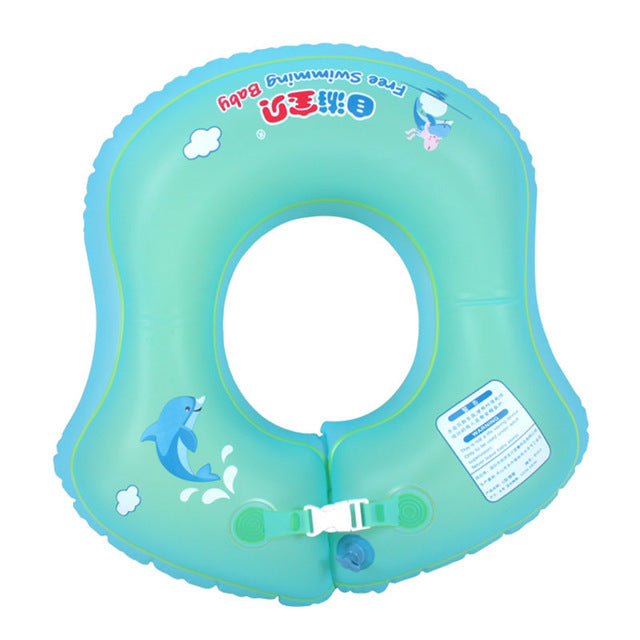 Swimming Pool beach New baby u-shaped waist swimming ring inflatable ...