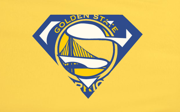 Gold Custom Golden State Warriors Basketball Superfan Superteam Superman Hoodie Hooded Sweatshirt batman punisher flash ironman wonder