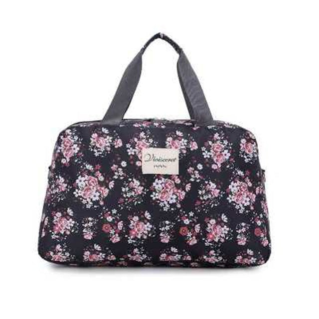97ab85424e20 Sports gym bag Women Lady Large Capacity Floral Duffel Totes Sport Bag –  KO 41 13 (Kickoffshirts.com Fishing) 2018