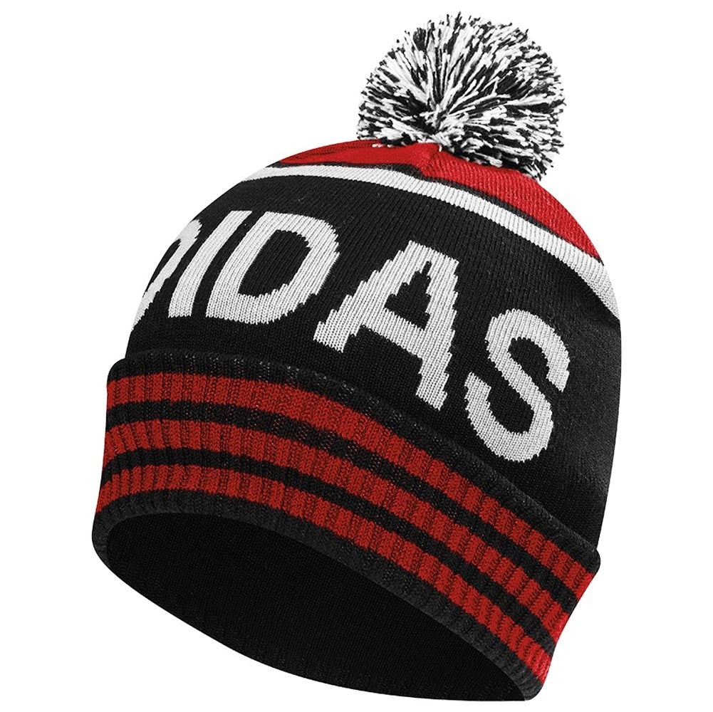 Adidas 1 · Adidas Golf Men s Pom Beanie Winter Bobble Hat Cap - Pick Color! ed49315955e