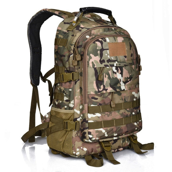 38L Tactical Army Military Backpack waterproof Outdoor Fishing Travel Camping Hiking Climbing Knapsack military rucksack