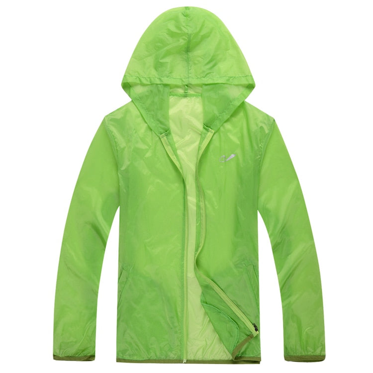 Hot sale spring and summer sun protection clothing for men and women outdoor sports clothing UV sunscreen female coat big yards