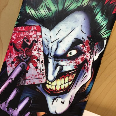 New Clown Harley Quinn Suicide Squad  Phone Case Cover For iPhone 6s 7 7 Plus  Joker Batman Comics For iPhone 8 8Plus 10 X case