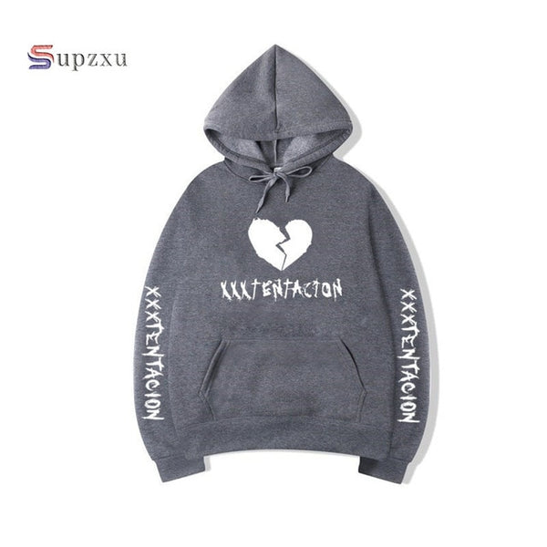 Revenge Kill Fashion Hoodies Men/Women Casual Hip Hop XXXTentacion Sweatshirt Vibes Forever Traksuit Fleece Pullover Hoody