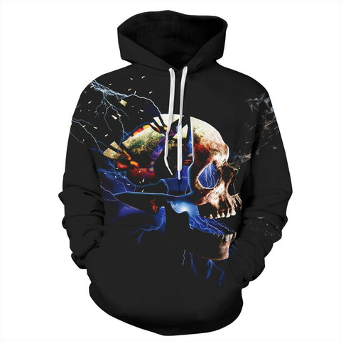 MMM Merchandising Arkham City Mens Standing Strong Sweater