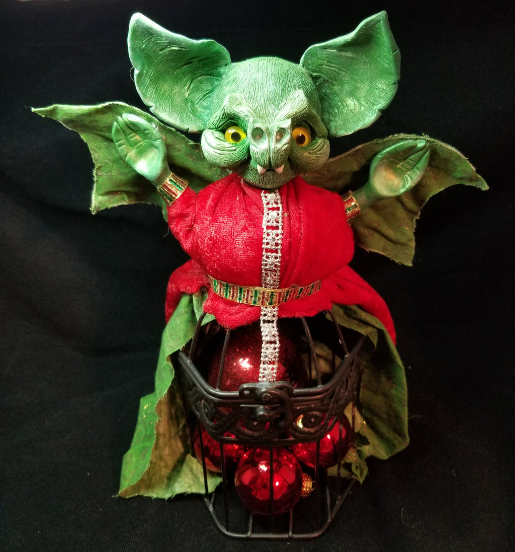 Batty Tree Topper