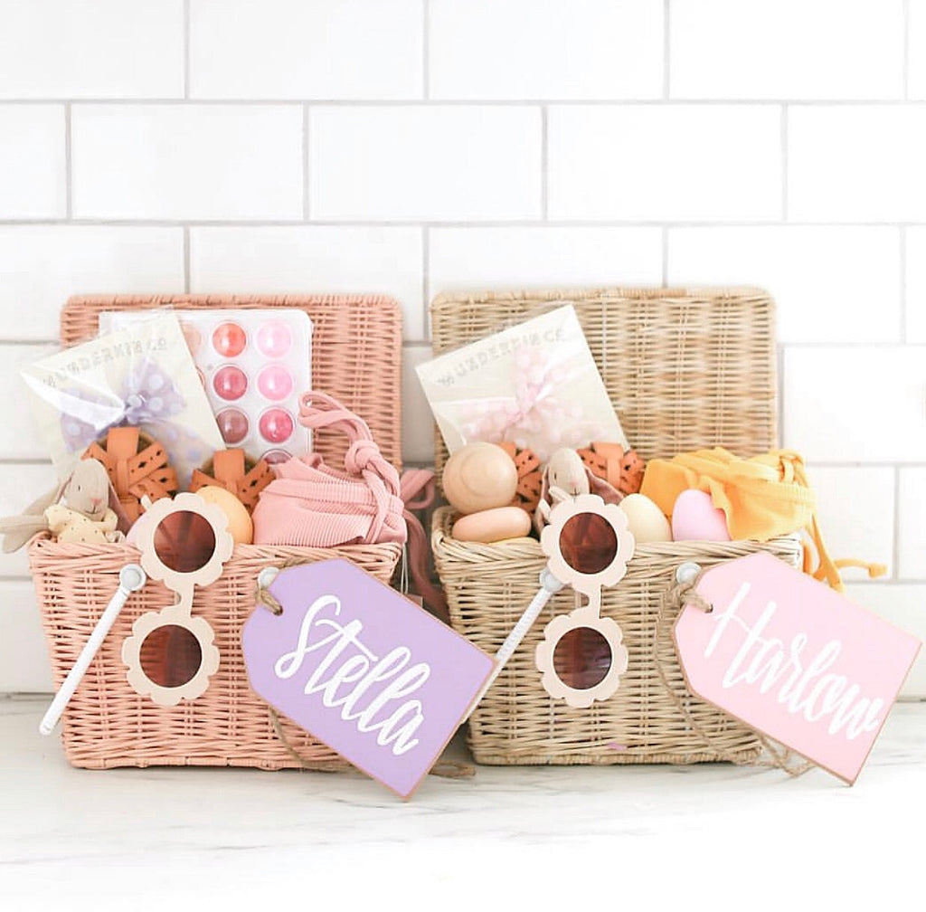 Easter basket gift guides.