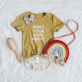 Make Your Own Magic T-Shirt.