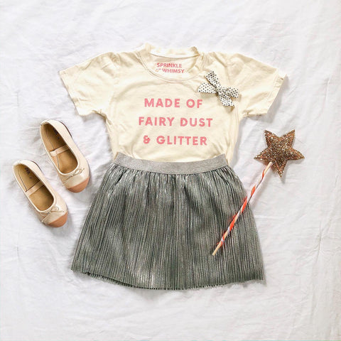 Made of Fairy Dust & Glitter T-Shirt.