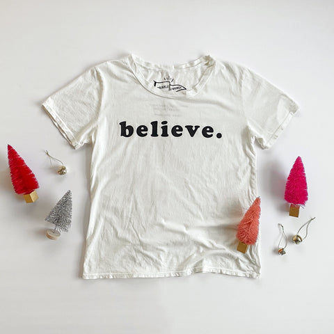 Believe T-Shirt.