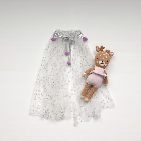 *PRE-ORDER* Purple Princess Cape.