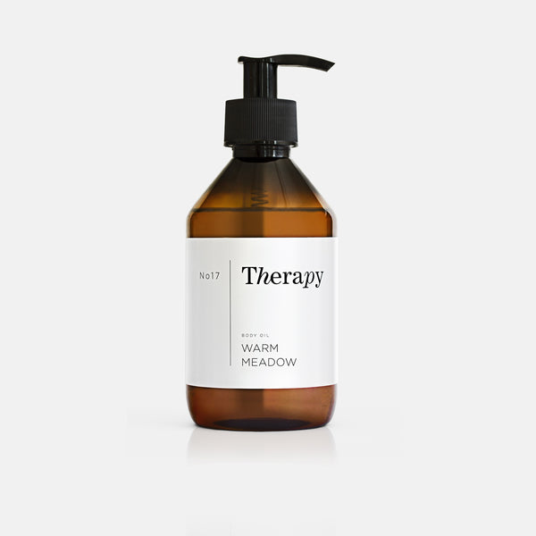 No17 Therapy Body Oil - Warm Meadow - Relaxing Aroma Therapy