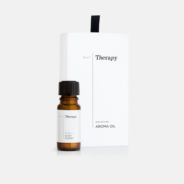 No17 Therapy Aroma Oil - Quiet Sunset - Relaxing Aroma Therapy
