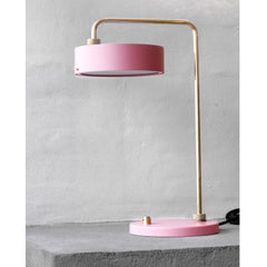 Linidholdt Studio - Petite Machine Bordlampe Pink fra No17 Limited
