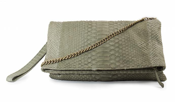 Dharma CPH - Clutch i Pythonskind Army fra No17 Limited