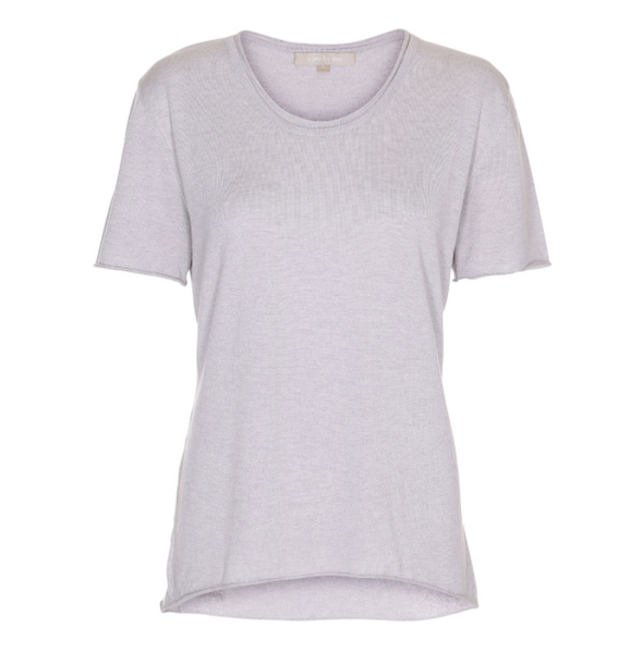 Care by Me - 'Mynthe' Tee Light Grey