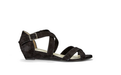 Tatiana Black Wedge hos No17 Limited