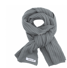 Care by Me - Cashmere Scarf Mid Grey