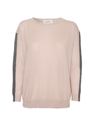 Wuth Cashmere Pam Pullover hos No17 Limited