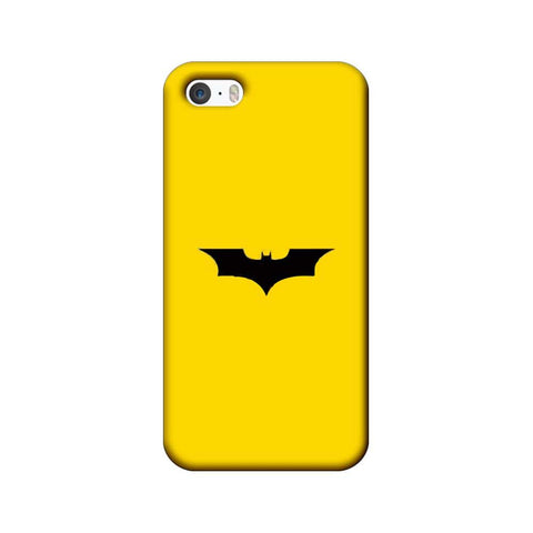 Apple iPhone 5 / 5s / SE Mobile Cover Printed Designer Case Batman