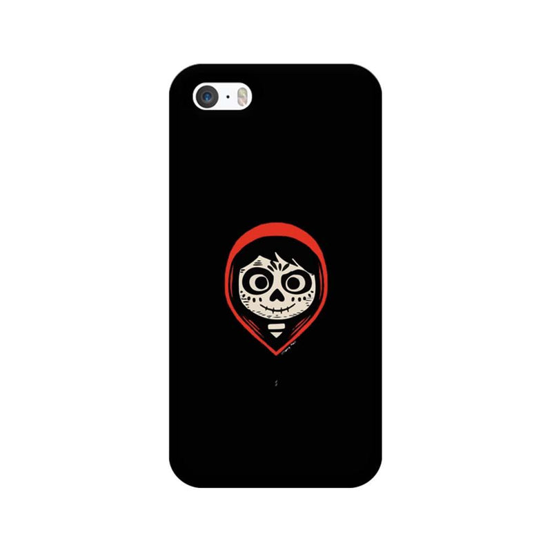 Apple iPhone 5 / 5s / SE Mobile Cover Printed Designer Case Coco One