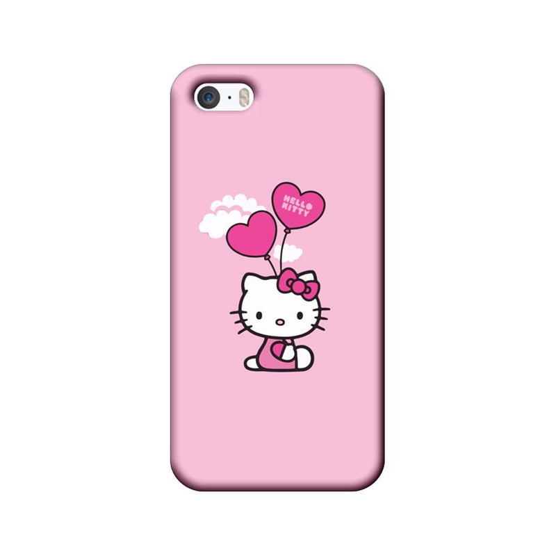 Apple iPhone 5 / 5s / SE Mobile Cover Printed Designer Case Hello Kitty 2.0