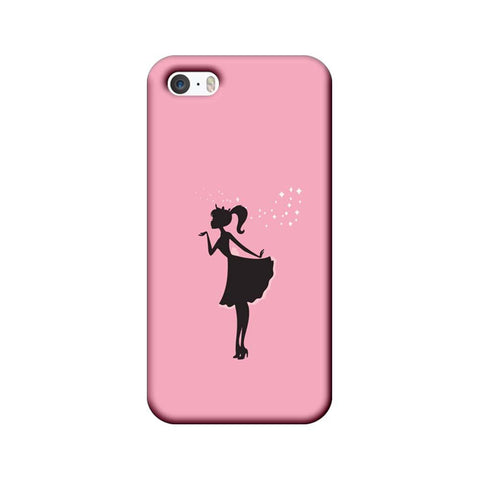 Apple iPhone 5 / 5s / SE Mobile Cover Printed Designer Case Barbie Doll