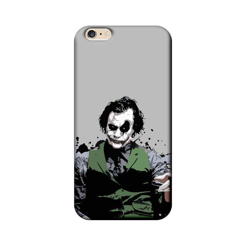 Apple iPhone 6 / 6s Mobile Cover Printed Designer Case Why So Serious Joker