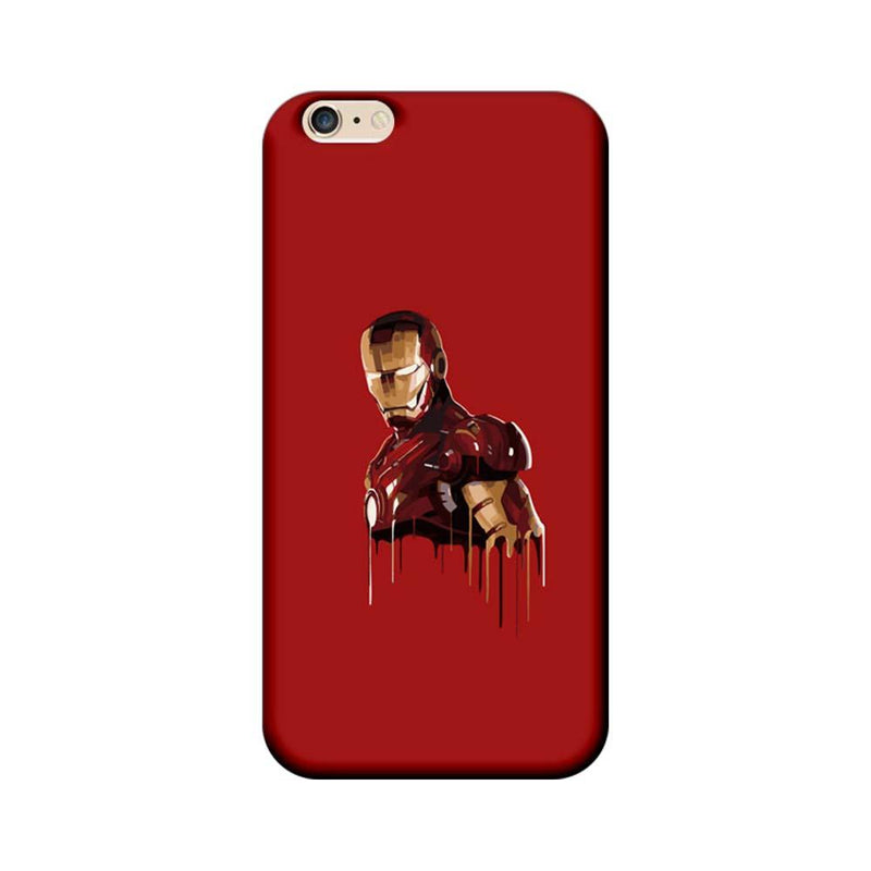 Apple iPhone 6 / 6s Mobile Cover Printed Designer Case Ironman