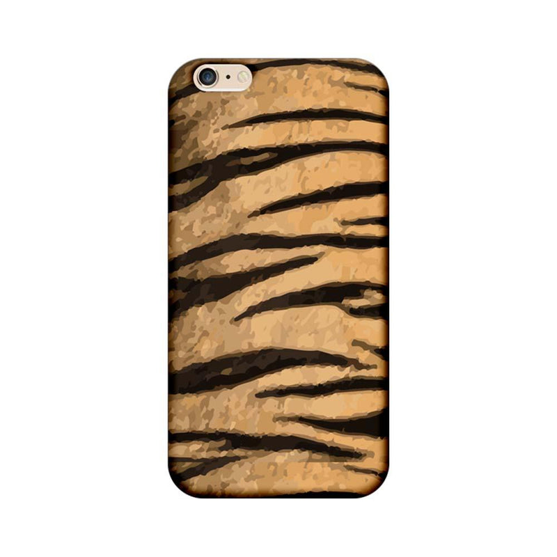 Apple iPhone 6 / 6s Mobile Cover Printed Designer Case Tiger Pattern