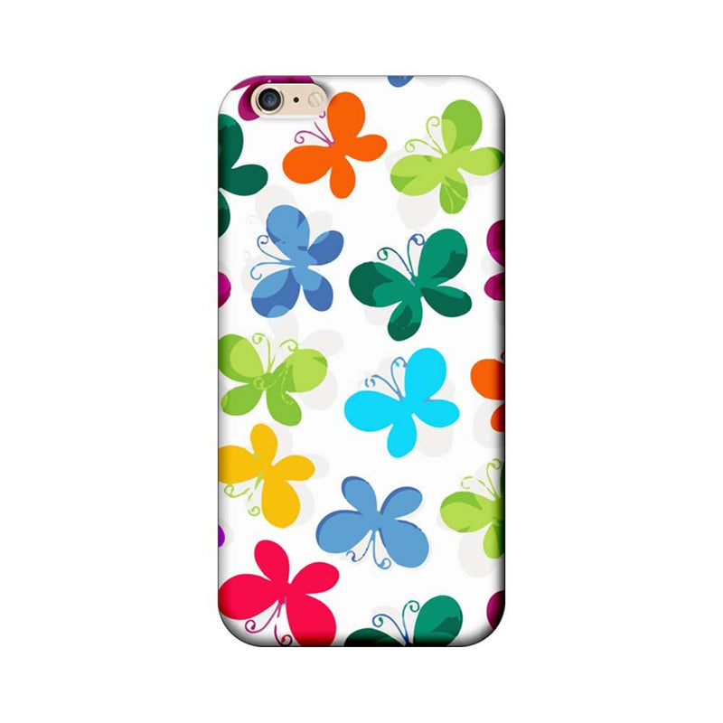 Apple iPhone 6 / 6s Mobile Cover Printed Designer Case Butterfly illustration