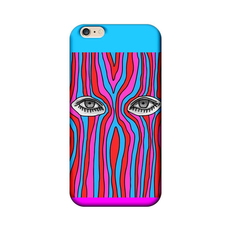 Apple iPhone 6 / 6s Mobile Cover Printed Designer Case Eyes