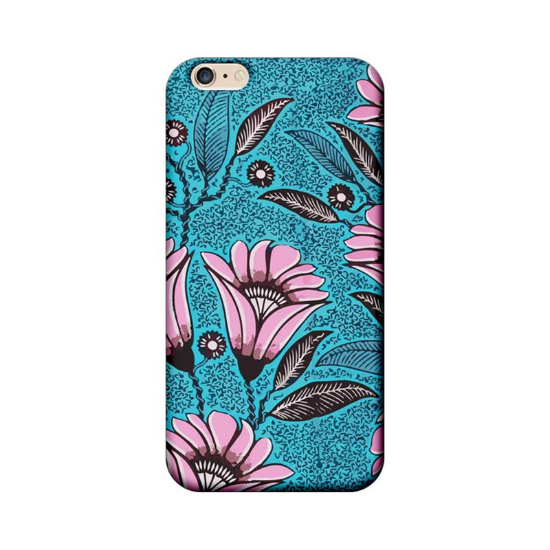 Apple iPhone 6 / 6s Mobile Cover Printed Designer Case Pinkish Floral