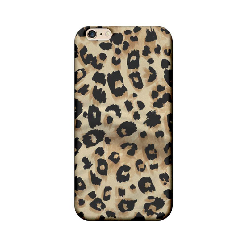 Apple iPhone 6 / 6s Mobile Cover Printed Designer Case Cheetah Patern