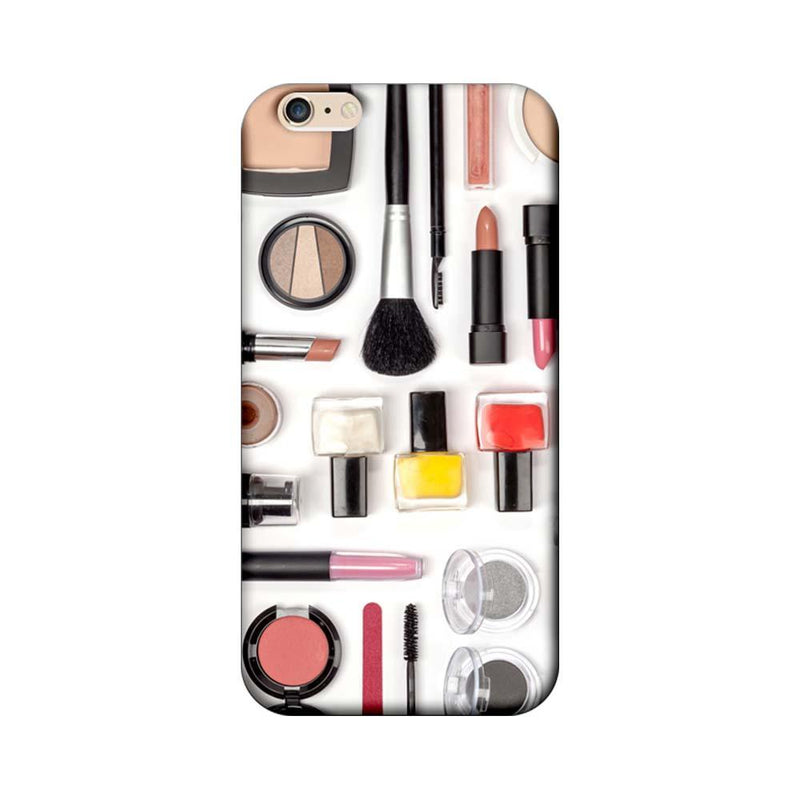 Apple iPhone 6 / 6s Mobile Cover Printed Designer Case Makeup Kit
