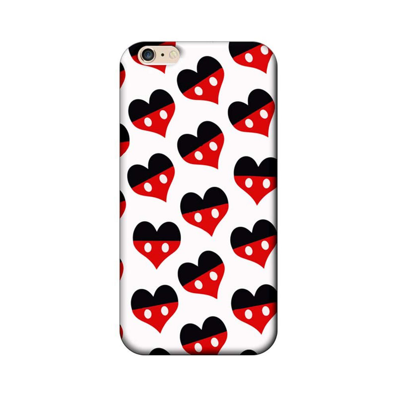 Apple iPhone 6 / 6s Mobile Cover Printed Designer Case Mickey Mouse Art