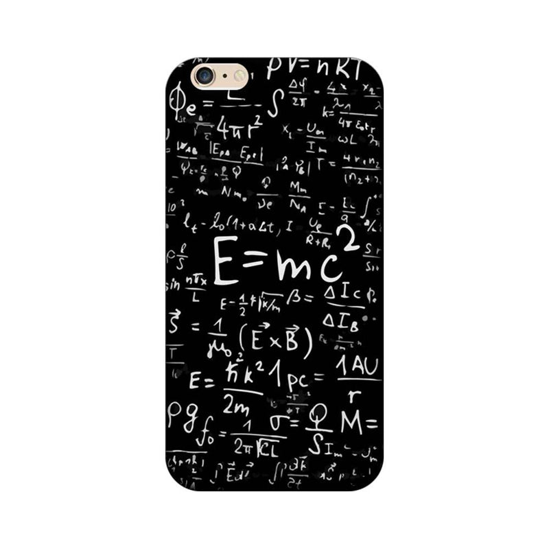 Apple iPhone 6 / 6s Mobile Cover Printed Designer Case Mathematician