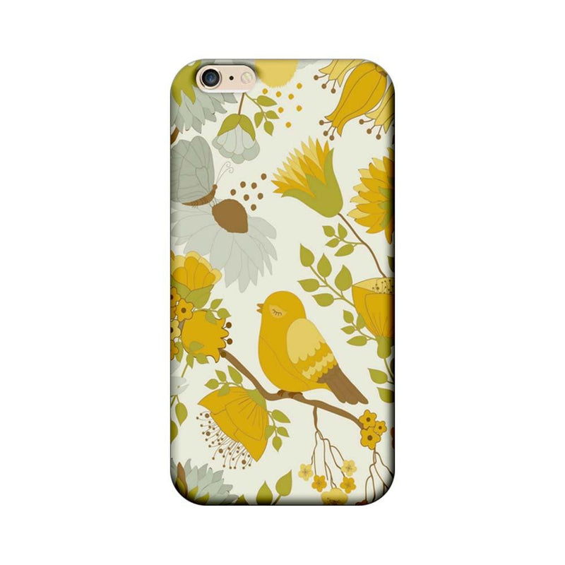 Apple iPhone 6 / 6s Mobile Cover Printed Designer Case Bird Art