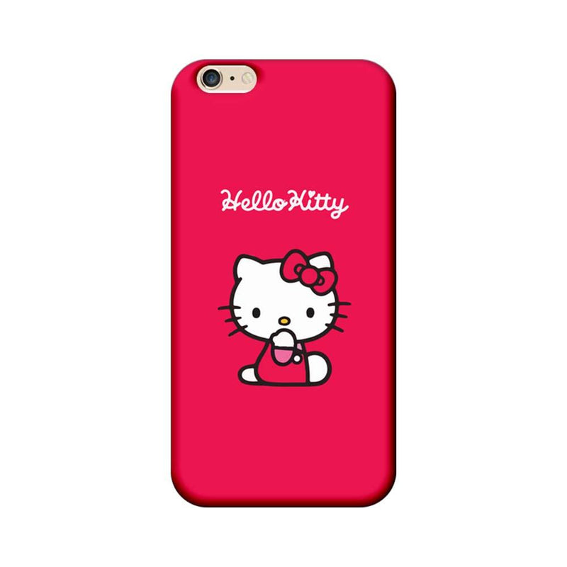 Apple iPhone 6 / 6s Mobile Cover Printed Designer Case Hello Kitty