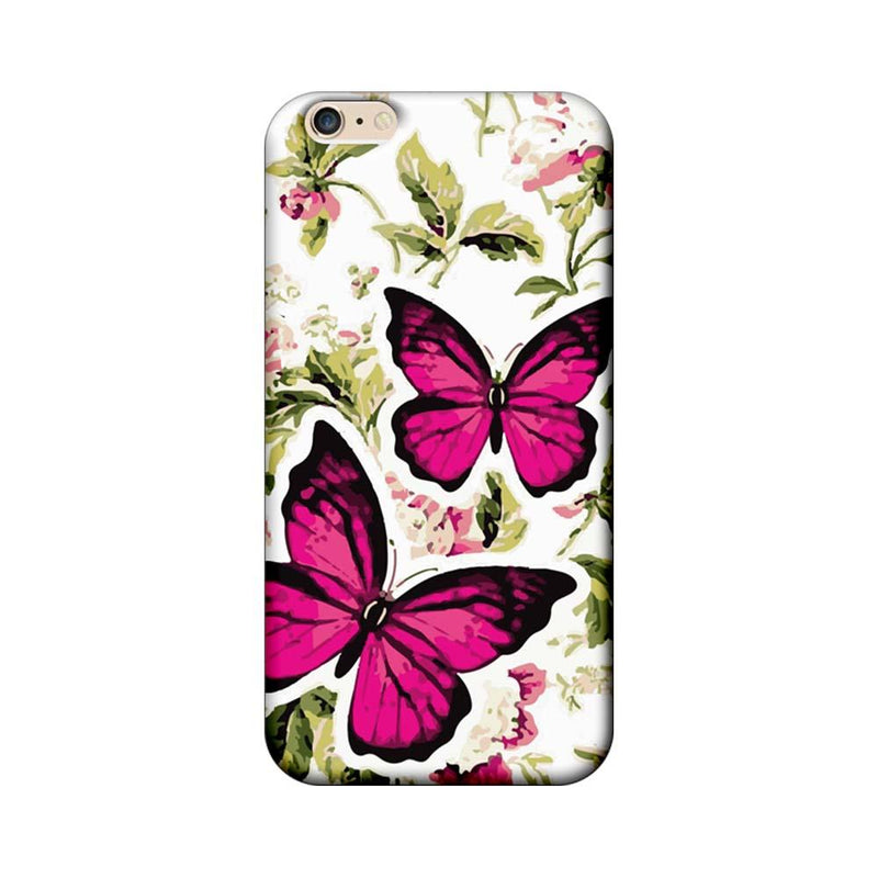 Apple iPhone 6 / 6s Mobile Cover Printed Designer Case Butterflies Art