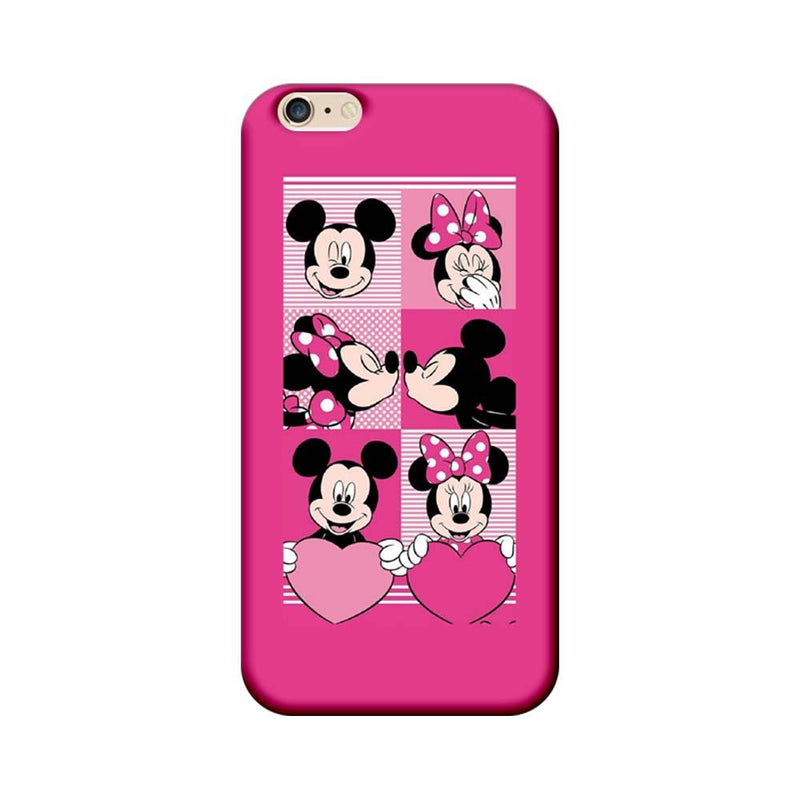 Apple iPhone 6 / 6s Mobile Cover Printed Designer Case Mickey Mouses