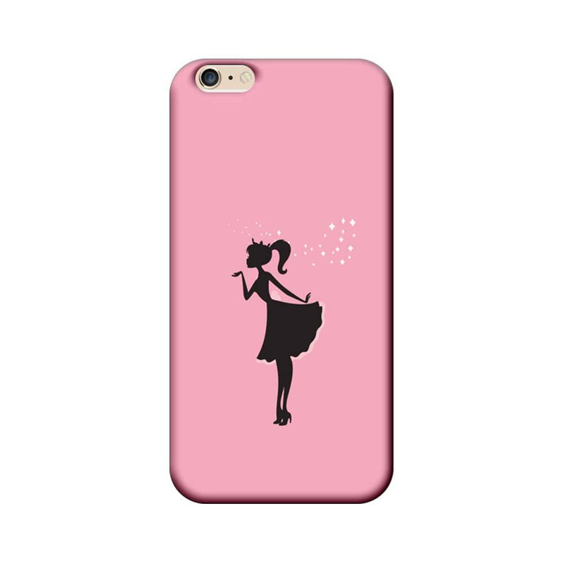 Apple iPhone 6 / 6s Mobile Cover Printed Designer Case Barbie Doll
