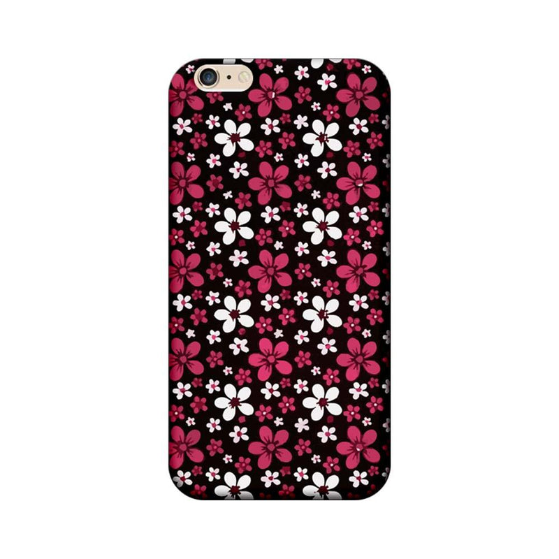 Apple iPhone 6 / 6s Mobile Cover Printed Designer Case Florals 2.0