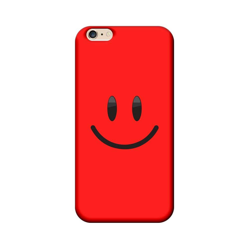 Apple iPhone 6 / 6s Mobile Cover Printed Designer Case Smile