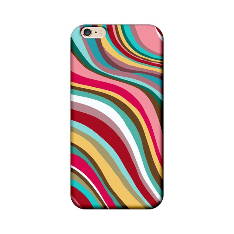 Apple iPhone 6 / 6s Mobile Cover Printed Designer Case Stripes