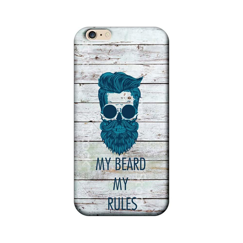 Apple iPhone 6 Plus / 6s Plus Mobile Cover Printed Designer Case My Beard My Rule